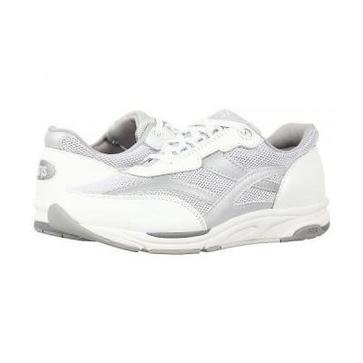 SAS サス レディース 女性用 シューズ 靴 スニーカー 運動靴 Tour Mesh - Silver