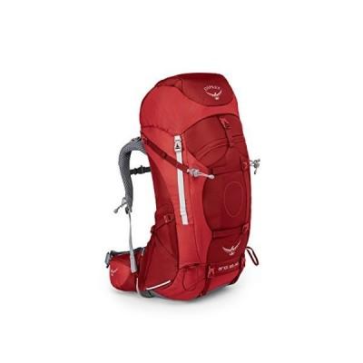 Osprey Packs Women's Ariel AG 65 Backpack, Picante Red, X-Small 141[並行輸入]_並行輸入品