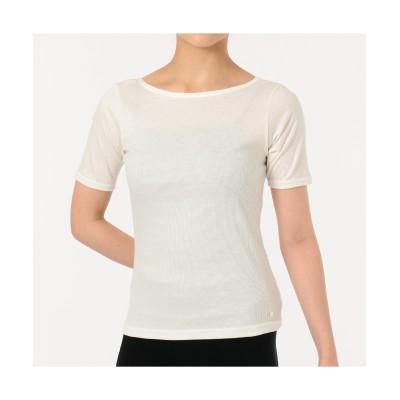 リブTシャツ