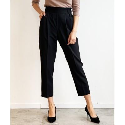 Futierland&SASA / ウエストフリルテーパードパンツ WOMEN パンツ > パンツ