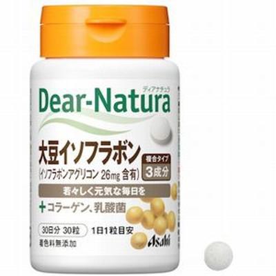 Dear-Natura/ディアナチュラ 大豆イソフラボン 30錠(配送区分:B)