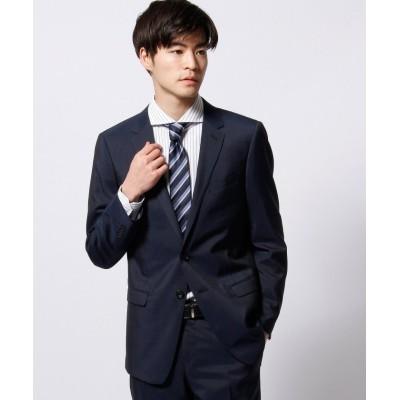 【ニコルクラブフォーメン】 セットアップジャケット メンズ ネイビー S NICOLE CLUB FOR MEN