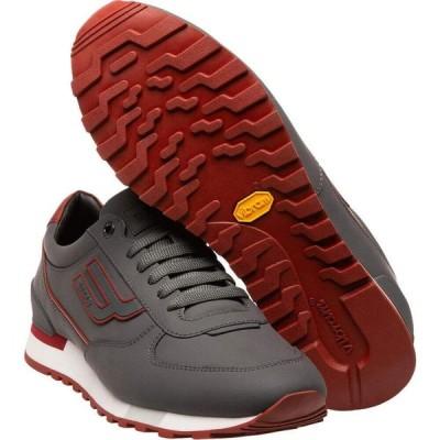 バリー Bally メンズ スニーカー シューズ・靴 Goody/110 Sneaker Smoke Grey