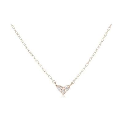 [ブルーム] BLOOM ダイヤモンド K10イエローゴールド ネックレス AGPY10073940 (イエロー)