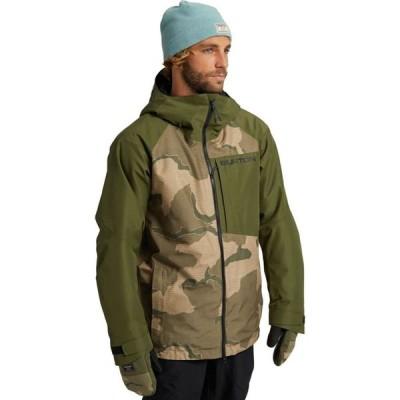 バートン Burton メンズ スキー・スノーボード ジャケット アウター Radial GORE - TEX Jacket Barren Camo/Keef