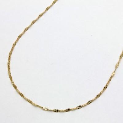 18金 (K18) 1.4g ドリームバタフライ ネックレス