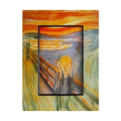 額絵・絵画ビッグアート 名画ハイグロスシリーズ有名名画 木製フレーム
