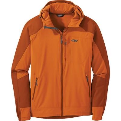 アウトドアリサーチ ジャケット&ブルゾン メンズ アウター Outdoor Research Men's Ferrosi Hooded Jacket Copper / Umber