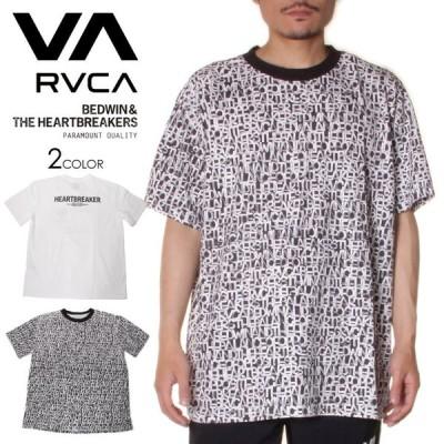 SALE セール RVCA SPORT メンズ BEDWIN HEARTBREAKER コラボ Tee Tシャツ 2021年春夏モデル