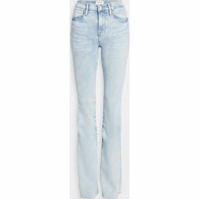 フレーム FRAME レディース ジーンズ・デニム ボトムス・パンツ Le High Flare Raw Edge Jeans Pali