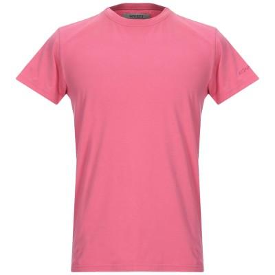 フォーティーウエフト 40WEFT T シャツ ピンク XXL コットン 100% T シャツ