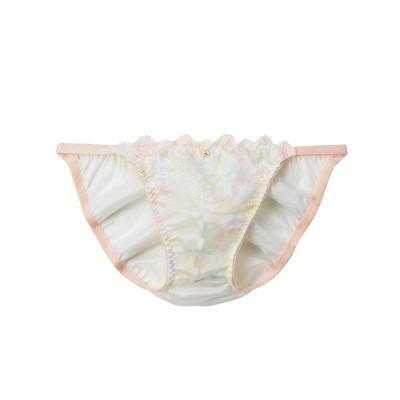 メンズ体型用ショーツ フラワーブーケレースショーツ(L) スタンダードショーツ, Panties