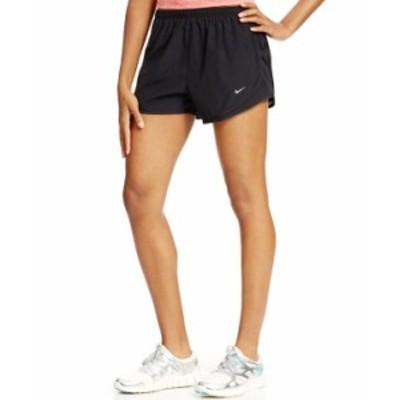 ナイキ レディース ハーフパンツ・ショーツ ボトムス Women's Dri-FIT Tempo Running Shorts Black