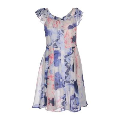 CUTIE ミニワンピース&ドレス アイボリー 14 ポリエステル 100% ミニワンピース&ドレス