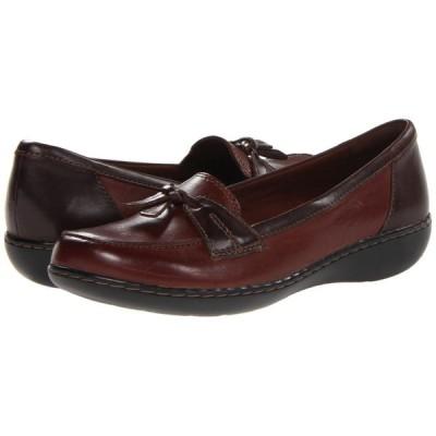 クラークス Clarks レディース ローファー・オックスフォード シューズ・靴 Ashland Bubble Brown Multi