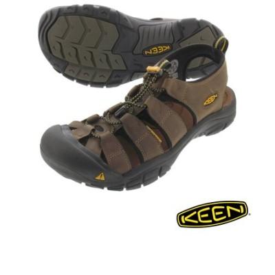 【KEEN/キーン】 アウトドアサンダル 防水防滑 KEEN NEWPORT 1001870