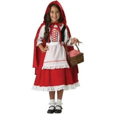 赤ずきん コスプレ 衣装 コスチューム マント エプロン ハロウィン ケープ RED RIDING HOOD