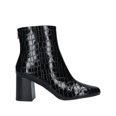 CARVELA ショートブーツ ブラック 36 紡績繊維 ショートブーツ
