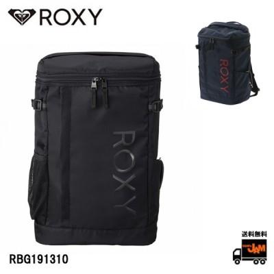ROXY ロキシー ENJOY EVERY DAY RBG191310 レディース バックパック デイパック リュック デイリー スクエア ロゴ 27L 部活 通学 ジム 大容量 B4 送料無料