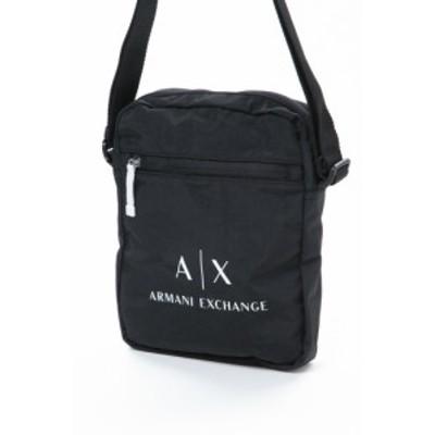 アルマーニ エクスチェンジ ARMANI EXCHANGE ミニショルダーバッグ ブラック (952102 CC511)