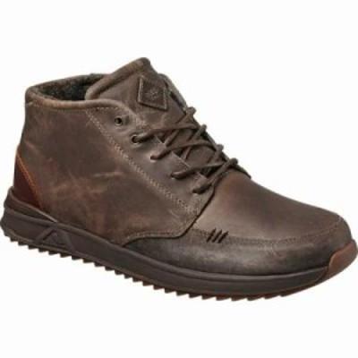 リーフ ブーツ Rover Mid WT Chukka Boot Slate Full Grain Leather