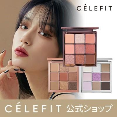 [CELEFIT公式ショップ]BELLAアイシャドウパレットNAVERショッピング1位/韓国コスメCELEFIT The Bella collection eyeshadow palette