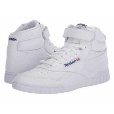 Reebok Lifestyle リーボック メンズ 男性用 シューズ 靴 スニーカー 運動靴 Ex-O Fit Hi High Top Int/White【送料無料】