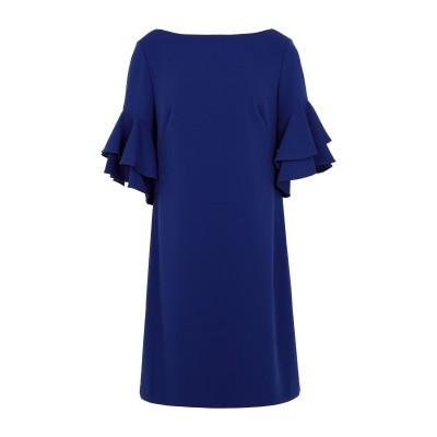 LAUREN RALPH LAUREN ミニワンピース&ドレス ブライトブルー 6 ポリエステル 100% ミニワンピース&ドレス