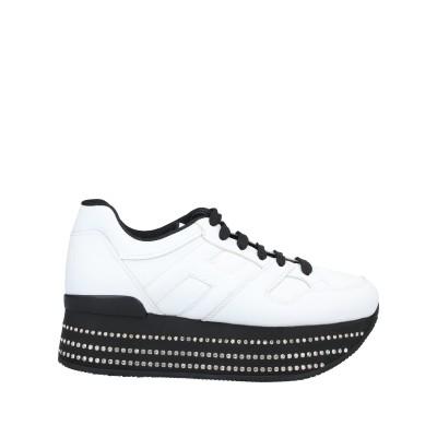 ホーガン HOGAN スニーカー&テニスシューズ(ローカット) ホワイト 40 革 / 紡績繊維 スニーカー&テニスシューズ(ローカット)