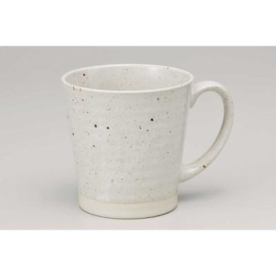 マグカップ おしゃれ/ 楽釉白 軽量マグ /業務用 家庭用 コーヒー カフェ ギフト プレゼント 贈り物