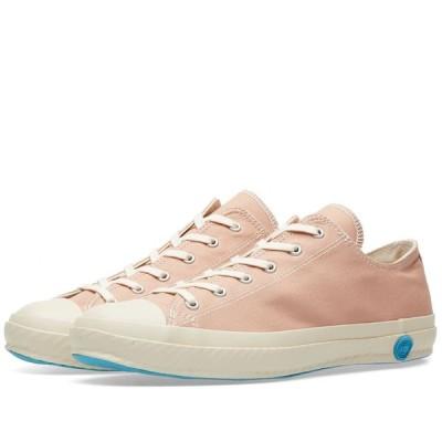 シューズ ライク ポタリー Shoes Like Pottery メンズ スニーカー シューズ・靴 01JP Low Sneaker Coral