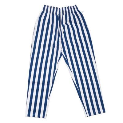 クックマン Cookman Chef Pants Wide Stripe シェフ パンツ ワイドストライプ NAVY ネイビー 紺 999005834137 パンツ