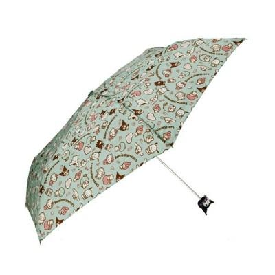 (BACKYARD/バックヤード)アイコン傘 折りたたみ傘 50cm/ ブラック