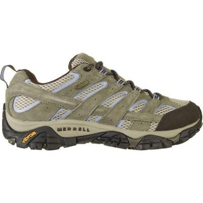 (取寄)メレル レディース モアブ 2ハイキング シューズ Merrell Women Moab 2 Hiking Shoe Dusty Olive 送料無料