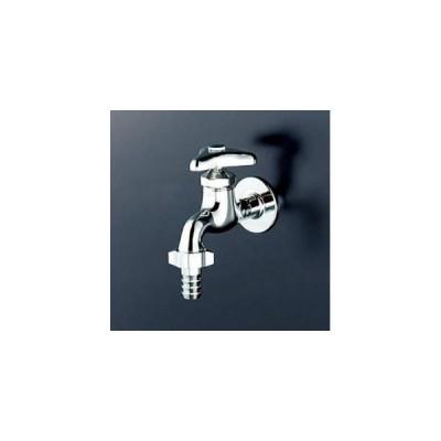 KVK 【K4Z-20】カップリング付横水栓(寒冷地用)
