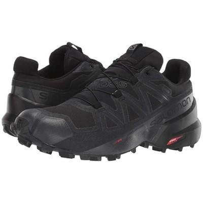サロモン Speedcross 5 GTX メンズ スニーカー 靴 シューズ Black/Black/Phantom