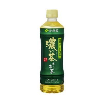 伊藤園 525mlお〜いお茶 濃い茶 24入 本州一部送料無料