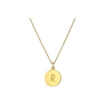 ケイトスペード Kate Spade Pendants R Pendant Necklace レディース ネックレス Gold