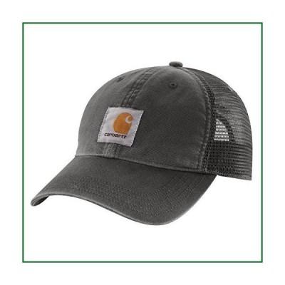 Carhartt Men's Buffalo Cap,Gravel,OFA, One size