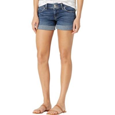 ハドソンジーンズ Hudson Jeans レディース ショートパンツ ボトムス・パンツ Croxley Cuffed Flap Midthigh Shorts in Collide Collide