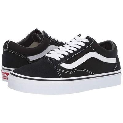 バンズ Old Skool Core Classics メンズ スニーカー 靴 シューズ Black