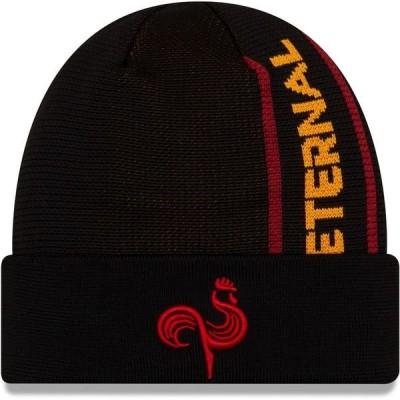 ニューエラ メンズ 帽子 アクセサリー Paris Eternal New Era Cuffed Knit Hat