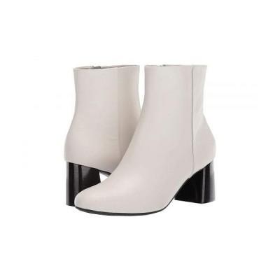 Taryn Rose タリンローズ レディース 女性用 シューズ 靴 ブーツ アンクルブーツ ショート Cathy - Chalk Leather