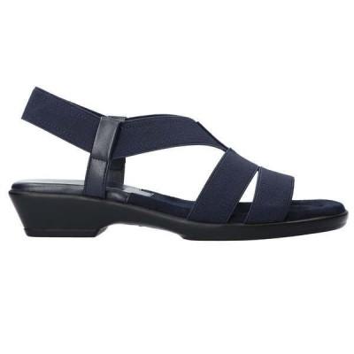 イージーストリート レディース サンダル シューズ Treasure Slip On Sandals