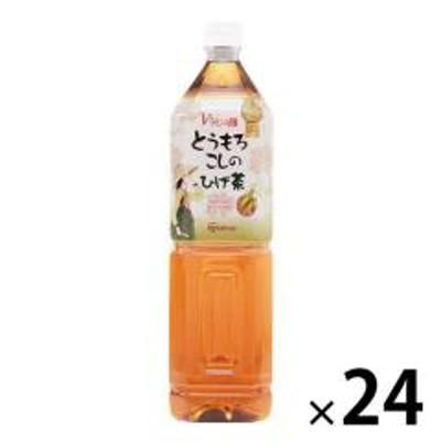 〔送料無料/北海道・沖縄県を除く〕 アイリスオーヤマ とうもろこしのひげ茶 1.5L ペットボトル 12本入×2 まとめ買い
