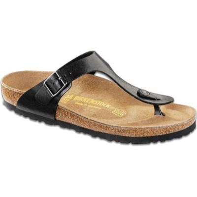 ビルケンシュトック Birkenstock レディース シューズ・靴 サンダル Gizeh Birko-Flor Sandal Licorice