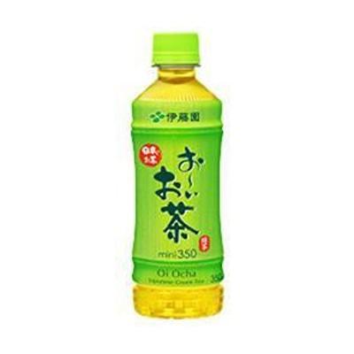 送料無料 伊藤園 お~いお茶 緑茶 小竹ボトル 350mlペットボトル×24本入