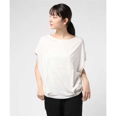 tシャツ Tシャツ JUICY/ジューシー カラー杢変形ドルマンプルオーバー