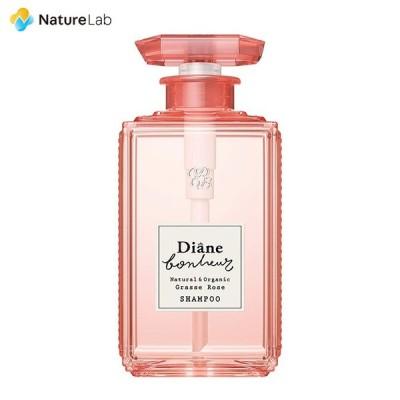 シャンプー ダイアン ボヌール グラースローズの香り ダメージリペア シャンプー 500ml | オーガニック 無添加 ナチュラル 天然 ダメージリペア