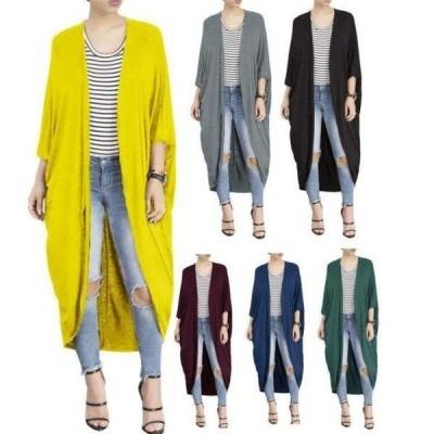 スプリングコート レディース トレンチコート 綿麻 春 薄手 ロングコート カジュアル アウター 20代 30代 40代 50代 ファッション